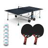 """Cornilleau Tischtennis-Tisch-Set """"200X Outdoor"""", Blau"""