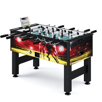 """Sportime® Bluetooth Tischkicker """"Connect & Play"""" Deutschland-Edition"""