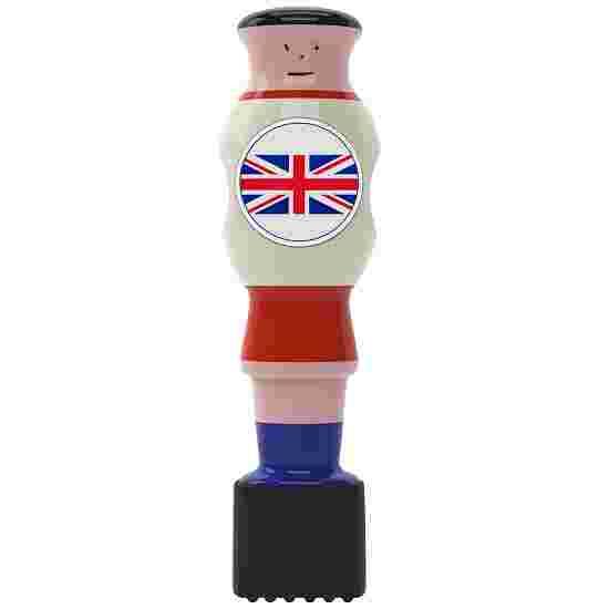 """Automaten Hoffmann Kickerfigur """"Nationalmannschaft"""" England"""