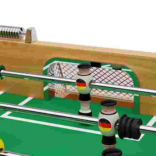 """Automaten Hoffmann Tischkicker """"klappbar"""" Deutschland vs. Brasilien"""