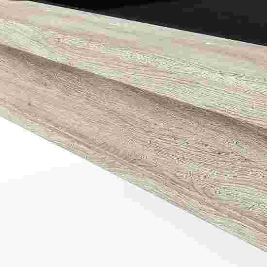 Bison Billard- und Esstisch Dolce Vita in Shabby Chic 5 ft = 184x106 cm, Schwarz