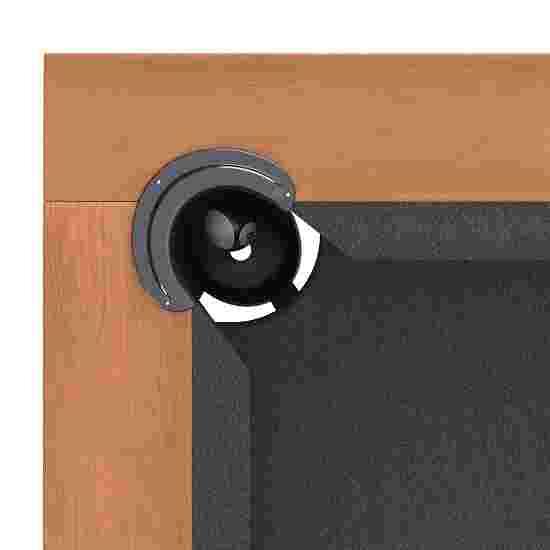"""Bison Billardtisch """"Loft"""" 7.5 ft = 242x136 cm, Grau"""