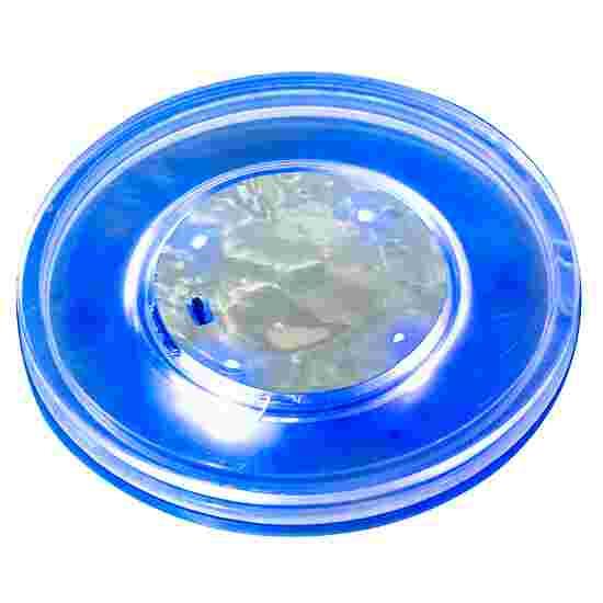 Carromco Airhockey LED Puck Blau