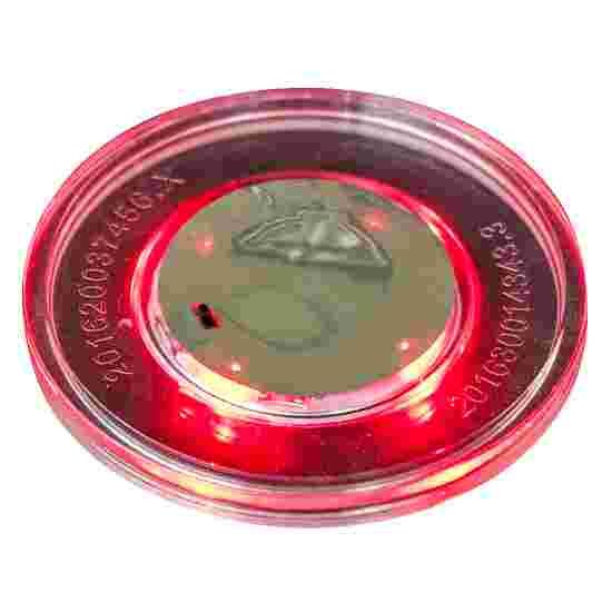Carromco Airhockey LED Puck Rot