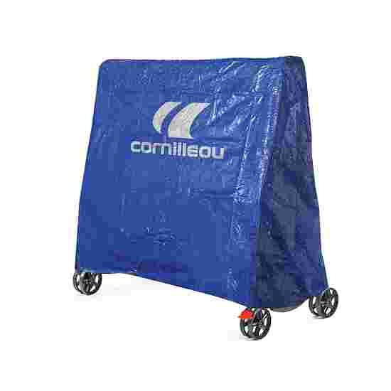 Cornilleau Tischtennistisch Abdeckhaube Kunststoff Blau