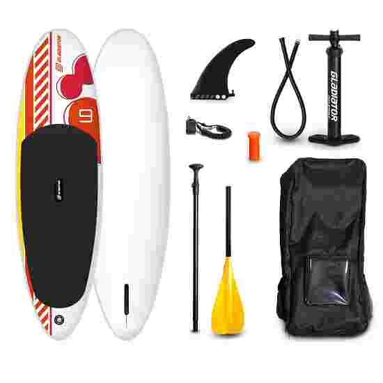 """Gladiator Stand Up Paddling Board Set """"Kids & Young Allround 9.0"""""""