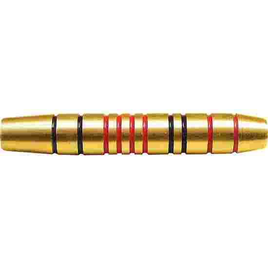 Kings Dart Dart-Barrel Messing goldfarben rot-schwarz