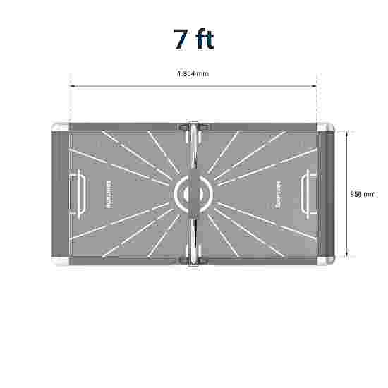 """Sportime® Airhockey-Tisch """"Blue Thunder"""" 7ft Modell 2021"""