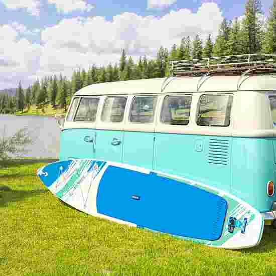 """Sportime® Aufblasbares SUP Lux Set """"Seegleiter Pro"""" in 2 Größen 12'6 Touring Board"""