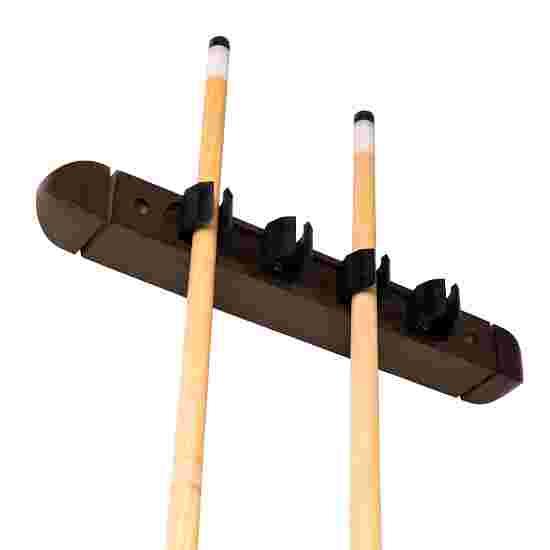 Sportime® Billard-Queue Wandhalter für Queues für 4 Queues
