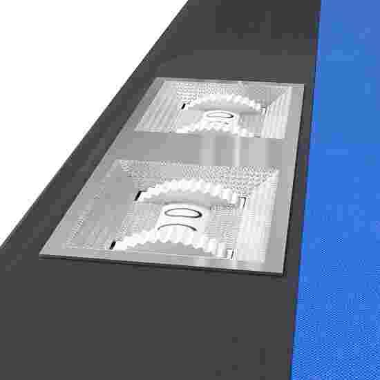Sportime® Billardtisch Galant 7 ft = 215x118 cm, Blau