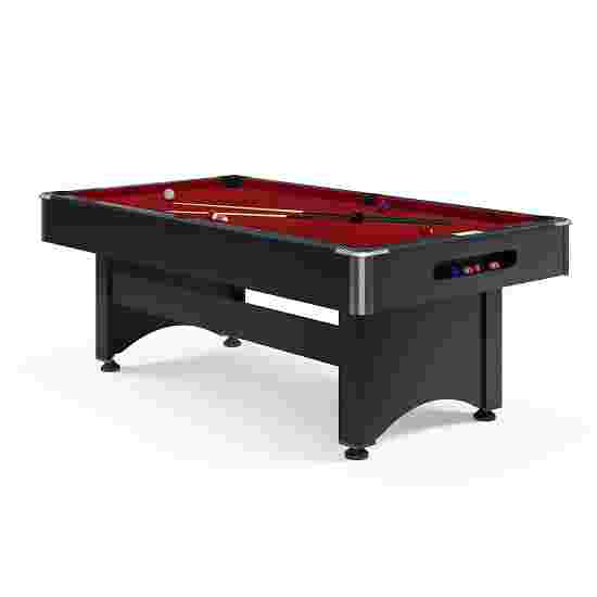 Sportime® Billardtisch Galant 5.5 ft = 199x113 cm, Rot