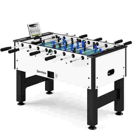 """Sportime® Bluetooth Tischkicker """"Connect & Play"""" Schwarz vs. Blau"""