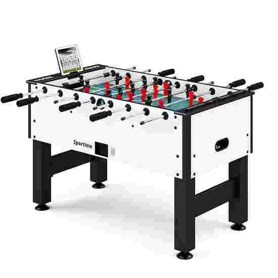 "Sportime® Bluetooth Tischkicker ""Connect & Play"" Schwarz vs. Rot"