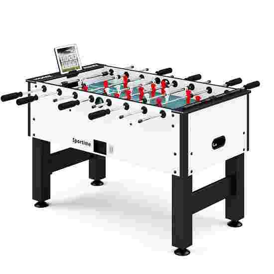 "Sportime® Bluetooth Tischkicker ""Connect & Play"" Weiß vs. Rot"