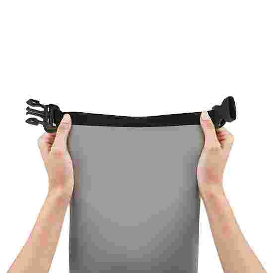 "Sportime® SUP Dry Bag ""Stand Up"" Grau, 10 Liter"