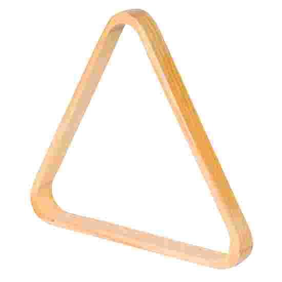 Stradivari Billard Dreieck aus Holz