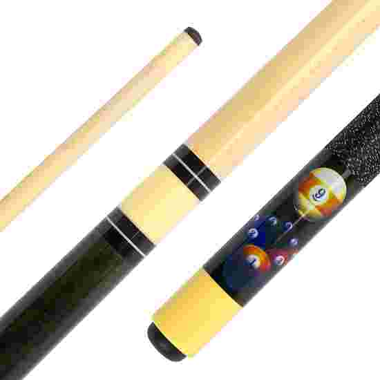 """Stradivari Billard-Queue """"Miami"""" Grau"""