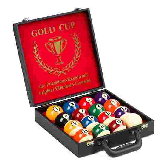 "Stradivari Turnier-Billardkugeln ""Gold Cup"""