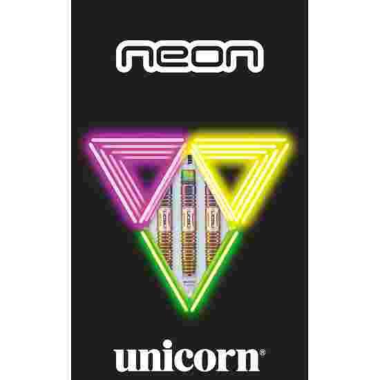 """Unicorn Softdartpfeil """"Neon"""" Neon 3, 18 Gramm"""