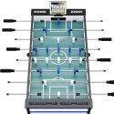 """Sportime® Bluetooth-Tischkicker """"Connect & Play"""" Vereins-Edition Blau-Weiß"""