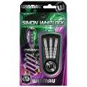 "Winmau Softdartpfeil ""Simon Whitlock Silver Colour"" 18 g"