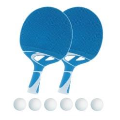 """Cornilleau Tischtennisschläger-Outdoor Set """"Tacteo 30"""""""