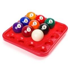 Automaten Hoffmann Ball-Tablett für Pool-Billardkugeln