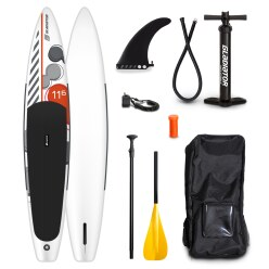 """Gladiator Stand Up Paddling Board Set """"Kids & Young Race 11.6"""""""