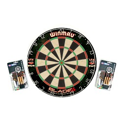 Winmau® Dartboard-Set