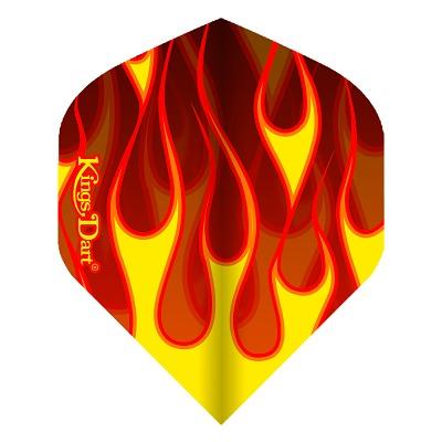 "Kings Dart® Flight ""Hot Rod"""