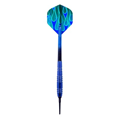Kings Dart® Softdartpfeil Hot Rod´´, Blue Flame´´