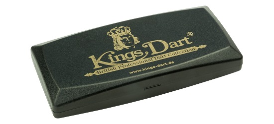 "Kings Dart® ""Profi-Turnierbox"" Softdart"