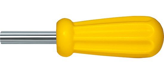 Comfort-Kickergriffe Gelb