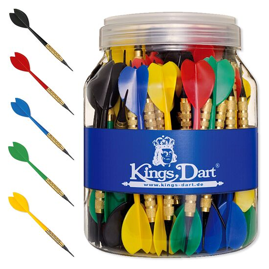 "Kings Dart® Softdartpfeile ""Standard"" 100er Set"