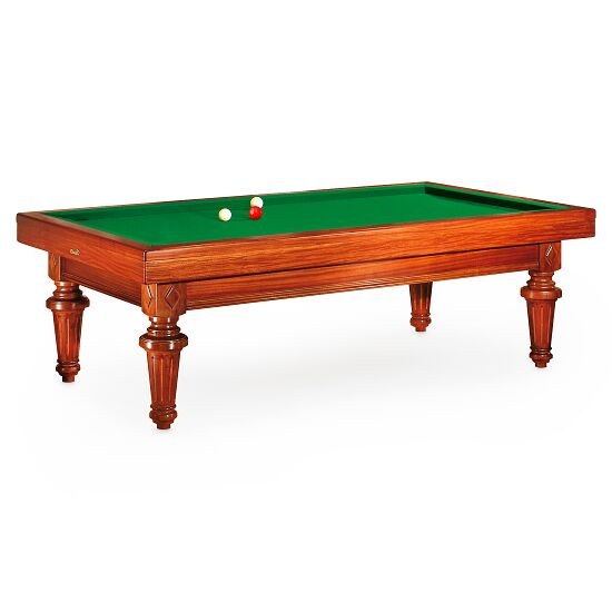 "Chevillotte Billardtisch ""Classic"" 8ft, Louis XVI Tradition, Billard-Grün"