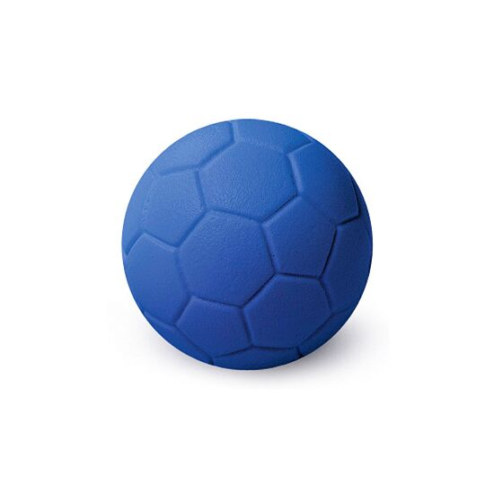 Automaten Hoffmann Gummi-Kickerball Blau, 10er Set