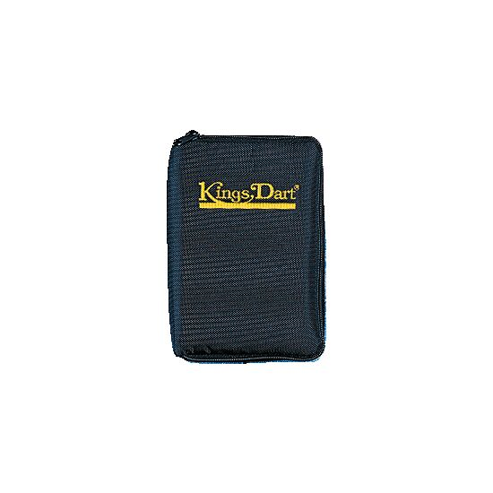 """Kings Dart® Set: Dart-Tasche """"Winner"""" mit 12 Softdartpfeilen, 100 Longlifespitzen und 36 Flights"""