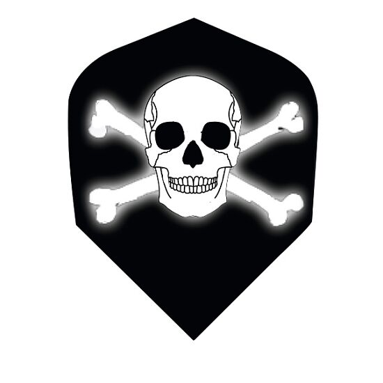 "Kings Dart® Flight ""HD 100"" Jolly Roger"