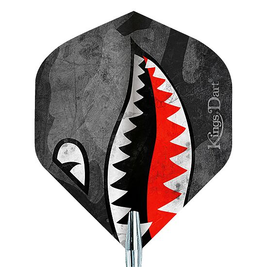 "Kings Dart® Flight ""HD 100"" Shark"