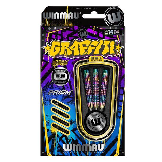 """Winmau Steeldartpfeil """"Graffiti"""" 22 g"""