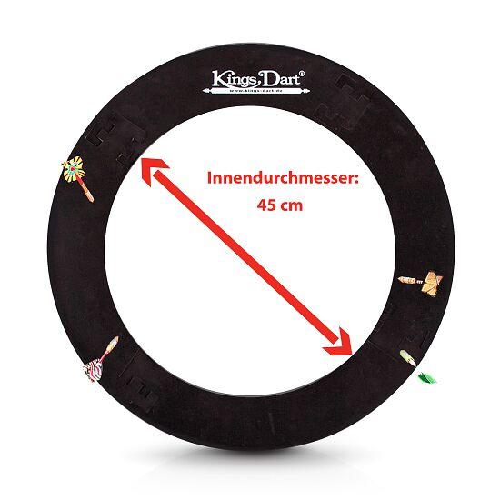Kings Dart® Dartboard Surround, rund