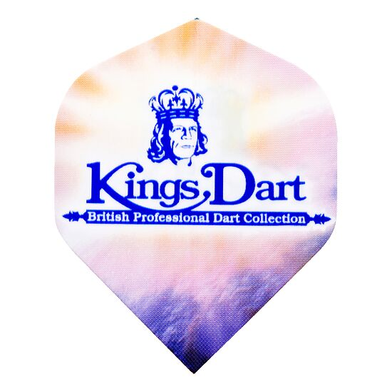 Kings Dart® Flight-Set mit 40x3 HD 75 Flights und 500 Softdart Longlife-Spitzen