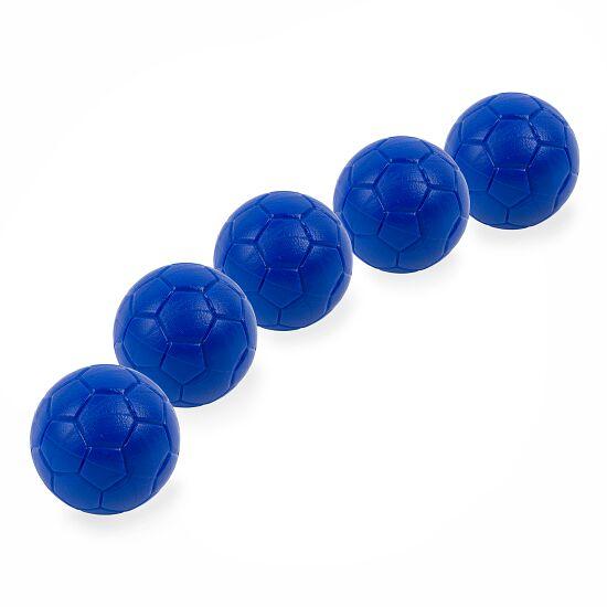 "Automaten Hoffmann Kickerball ""Gummi"" Blau"