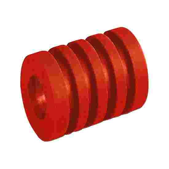 Automaten Hoffmann Rückstoß-Stangenpuffer lang (40 mm) für 16 mm Stangen Rot