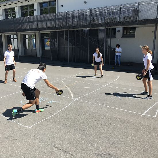 Schildkröt Funsports Street Racket Set