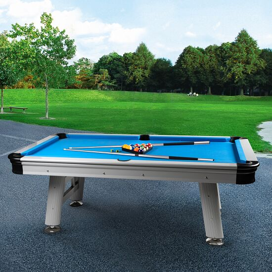 """Sportime® Billardtisch """"Outdoor"""" 8 ft"""