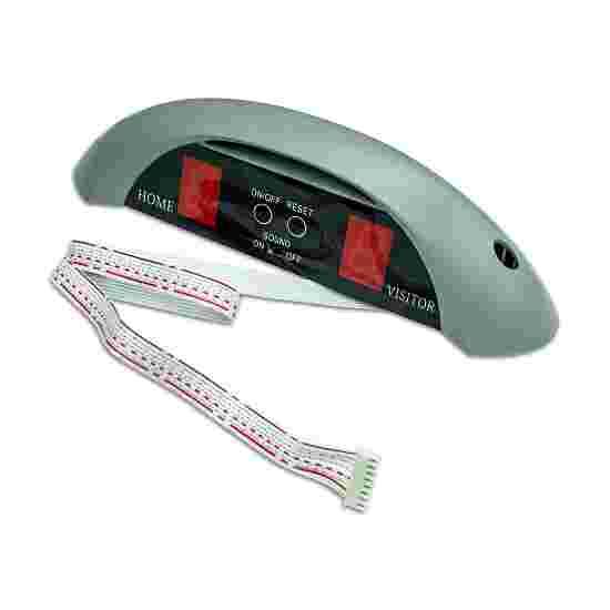 Sportime® Elektronischer Toranzeiger für LED Airhockey-Tisch Grau