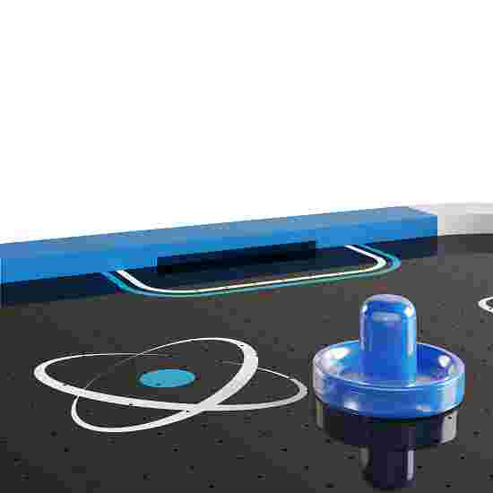 Sportime® LED-Airhockey-Tisch 5,5 ft Ice Storm Blau