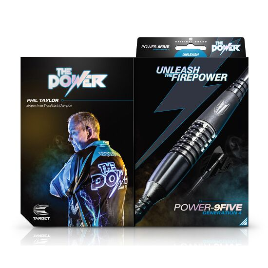 "Target Softdartpfeil ""Phil Taylor Power 9 Five Gen 4"" 18 g"